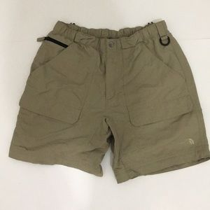 North Face Outdoors/Hiking Shorts